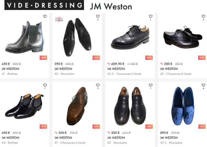 19 Vide Dressing JM Weston