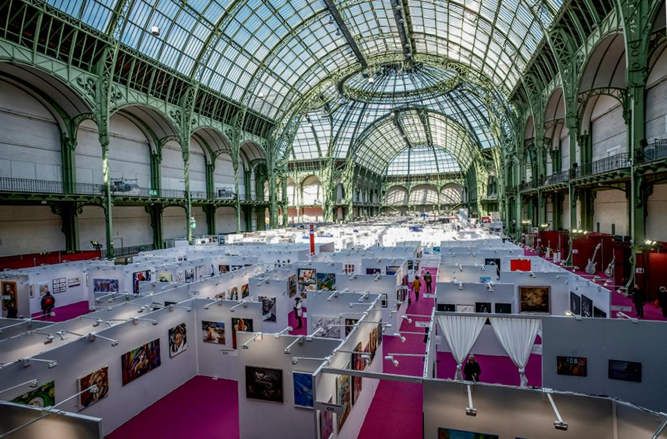 19 Salon des Independants 02 2019 3