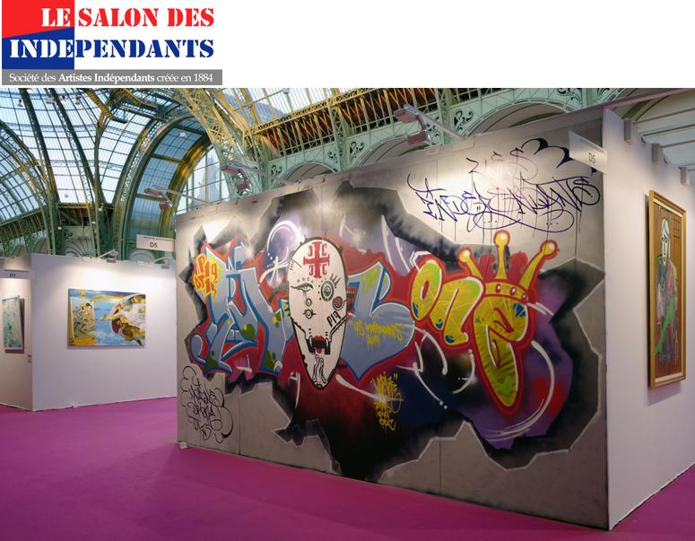 19 Salon des Independants 02 2019