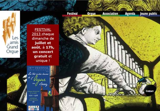 13 Festival Grand Orgue Berry