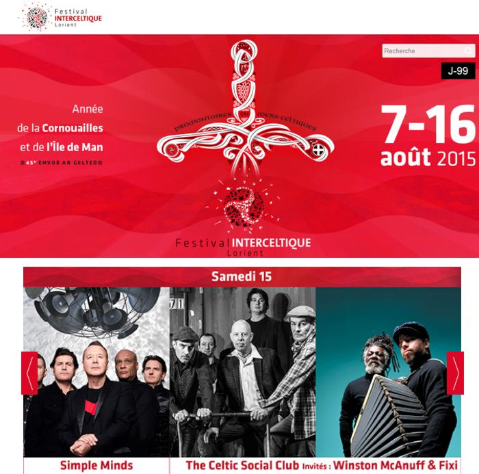 15 Festival Interceltique