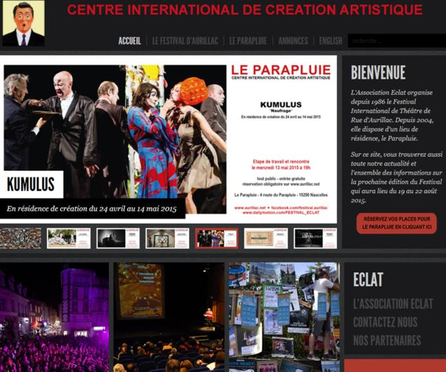 15 Festival International Theatre de Rue Aurillac