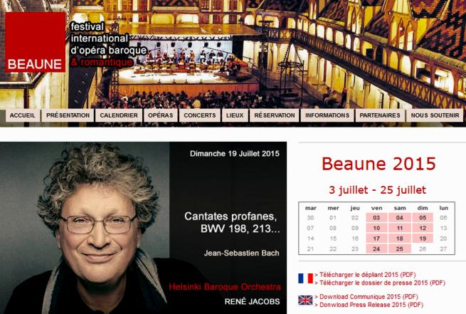 15Festival International Opera Baroque Beaune