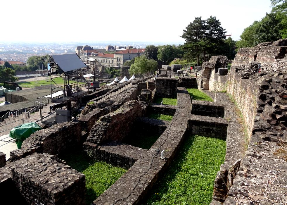 14 Amphitheatre Fourviere 1