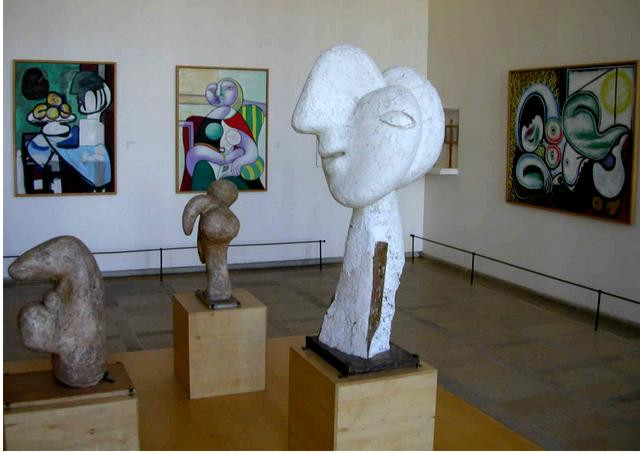 16 Musee National Picasso Tableaux